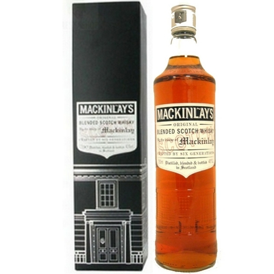 Mackinlay's Original Blended Scotch Whisky sans étui