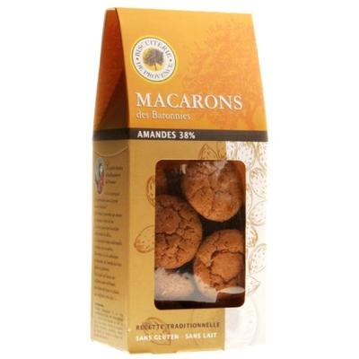 Macarons aux Amandes  SANS GLUTEN