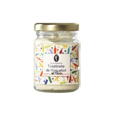 Tosastinelle - Roquefort et Noix - 85 g