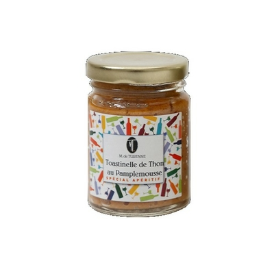 Toastinelle - Thon au Pamplemousse - 80 g