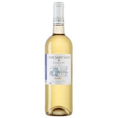 """Gaillac blanc """"Croix Saint Salvy"""" doux 75 cl"""