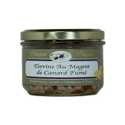 Terrine de Canard au Magret Fumé 180 g