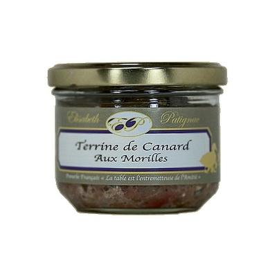 Terrine de Canard aux Morilles, 180 g