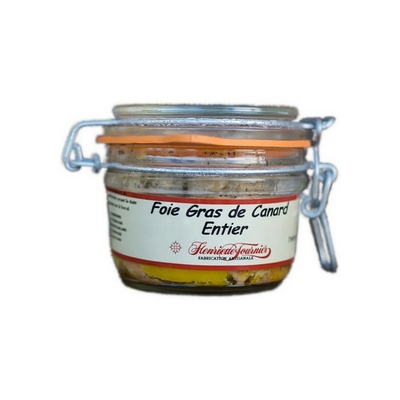 Foie gras de Canard entier, 120 g