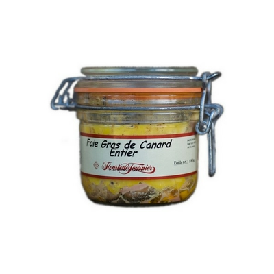 Foie gras de Canard entier, 180 g