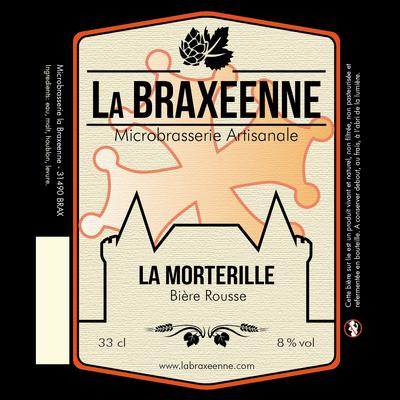 Bière rousse  Morterille