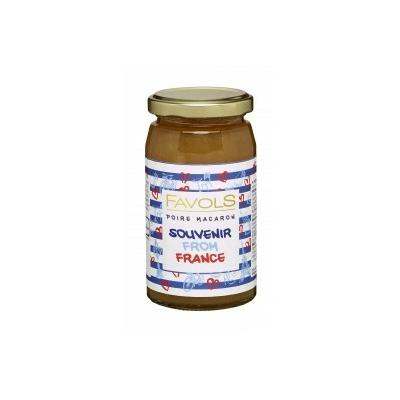 Souvenir from France  - Délice Poire Macaron