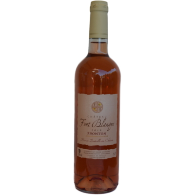 """Fronton """"Château Font Blanque"""" Rosé 75cl"""
