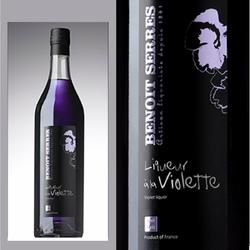 Liqueur de Violette 35 cl