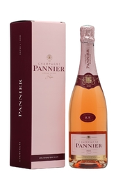 Champagne rosé Pannier