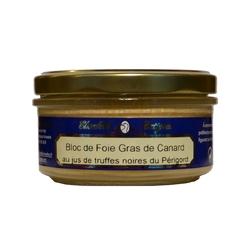 foie gras a la truffe