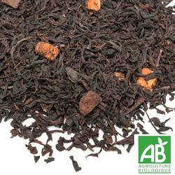 Globe trotter thé bio BIO la route des comptoirs