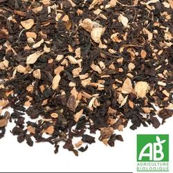 Tchai Indien thé bio BIO la route des comptoirs