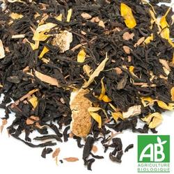 Sirocco thé bio BIO la route des comptoirs