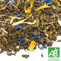 Jardin des Iles thé bio BIO la route des comptoirs
