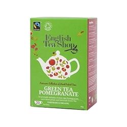 English tea shop thé pomme grenade
