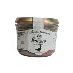 Canard aux Cèpes 180 g
