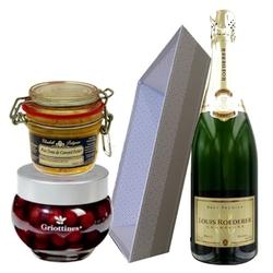 YAEL Panier garni champagne