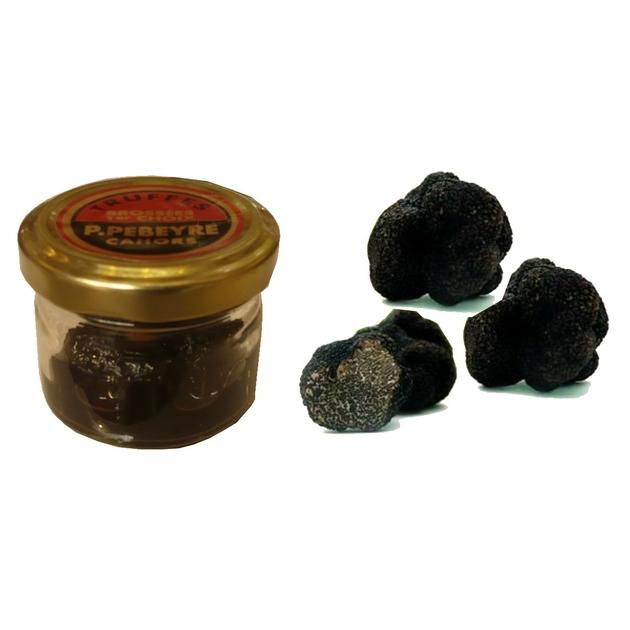 Truffes entières 12.5 g - Pebeyre (France)
