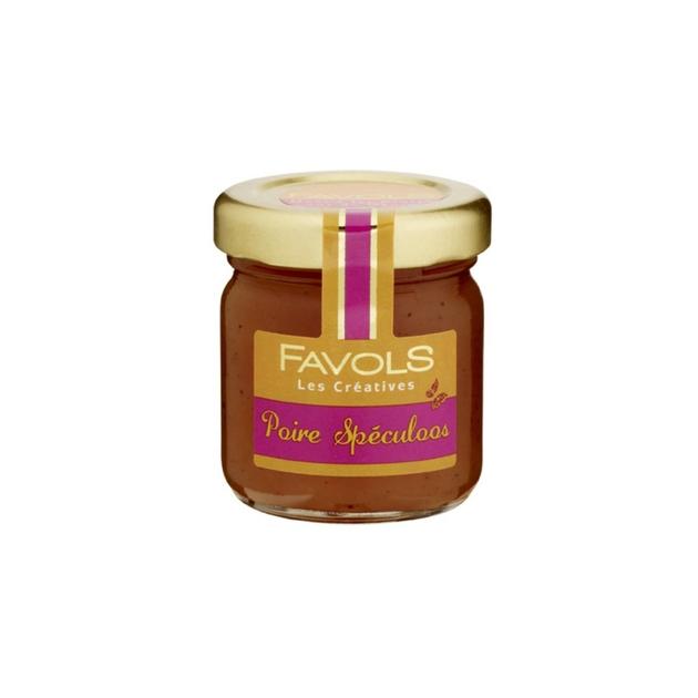 confiture poire sp culoos confiture miel mini pot de confiture comptoir des d lices. Black Bedroom Furniture Sets. Home Design Ideas