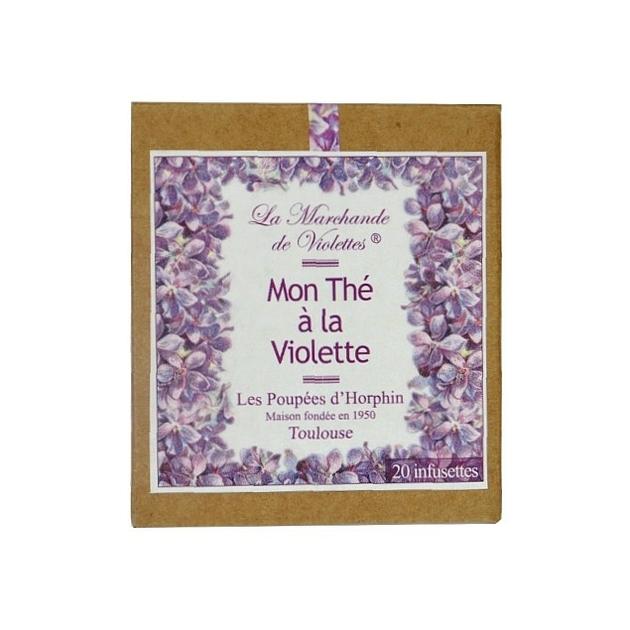 Mon th la violette violette de toulouse comptoir - Comptoir gourmand toulouse ...