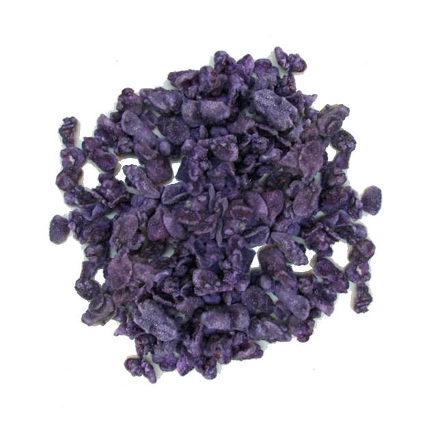 V ritable fleur de violette cristallis e fleur naturelle - Comptoir gourmand toulouse ...