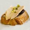 tartine de foie gras