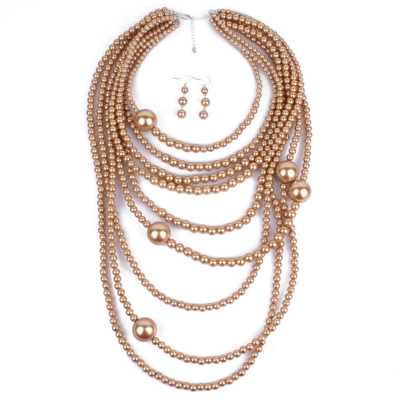 FY-Europe-and-the-United-States-fashion-exaggeration-multi-layer-pearl-necklace-long-sweater-chain-jewelry