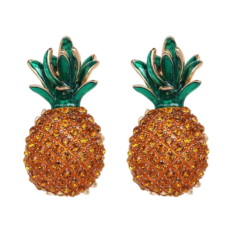 FASHIONSNOOPS-Luxury-Full-Crystal-Pineapple-Drop-Earrings-Jewelry-Fashion-Women-New-Design-Handmade-Maxi-Statement-Earrings