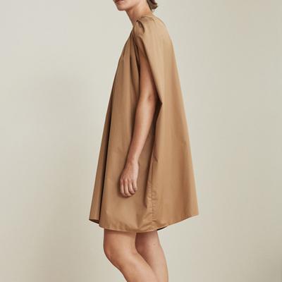 Robe Sans Manches Froncée BETH 2 Coloris