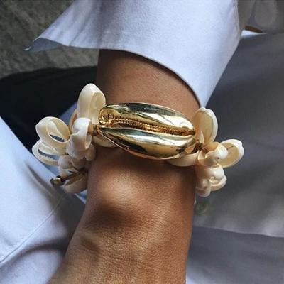 Bijoux Bohèmes Coquillages Différents Modèles