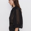 Fandy-Lokar-Striped-Buttons-Blouses-Women-Fashion-Lapel-Transparent-Shirts-Women-Elegant-Long-Sleeve-Tops-Female