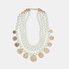 Meilleur-lady-ZA-pendentif-en-m-tal-Simul-collier-en-perles-Pour-Les-Femmes-D-claration