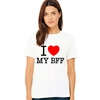 New-Arrival-I-Love-My-Bff-RED-Heart-for-Adults-Sister-Tshirts-Best-Friend-T-Shirts