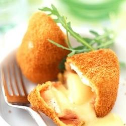 croquette camembert