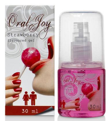gel oral fraise fellation 30ml