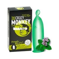 Preservatifs parfum menthe x12