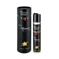 Huile de massage gourmande vanille PLAISIR SECRET