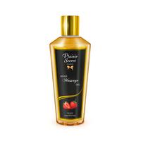 Huile sèche fraise PLAISIRS SECRETS 250 ML