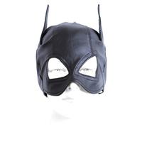 Masque CATWOMAN en simili cuir