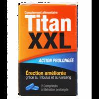 Stimulant homme TITAN XXL 2 gellules