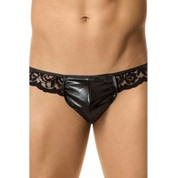 "String jock-strap et dentelle Paris Hollywood ""MP063"""