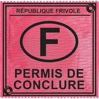 Préservatif x1 permis de conclure