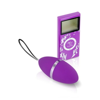 Oeuf vibrant télécommandé PLAISIR SECRET violet