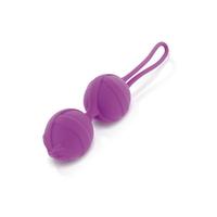 Boules de geisha silicone violet