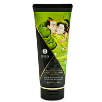 Crème de massage poire et thé vert BIO SHUNGA 200 ML