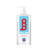 Lubrifiant BOO base eau 500 ML