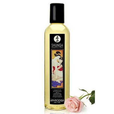 Huile de massage APHRODISIA roses