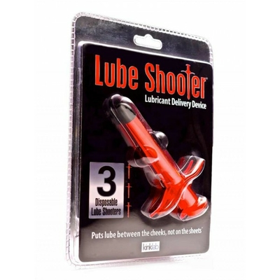 Pipettes lubrifiant LUBE SHOOTER x3