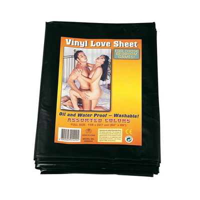 Nappe VINYL LOVE SHEET NOIR